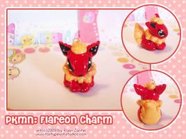 PKMN: Flareon by MoogleGurl