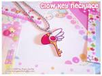 Clow Key Necklace