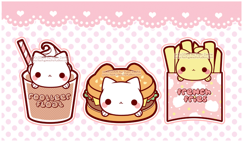 Cat Food Burger Flvor