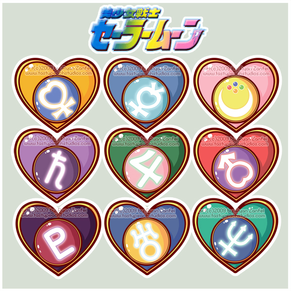 sailor heart planets - photo #31