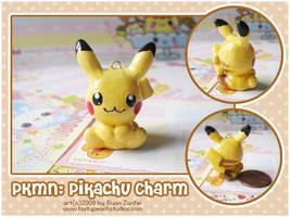 PKMN: Pikachu by MoogleGurl