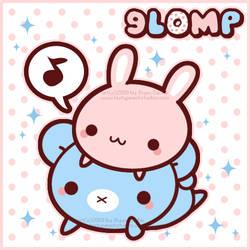 Glomp by MoogleGurl