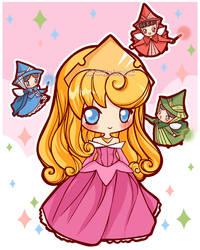 Princess Aurora by MoogleGurl