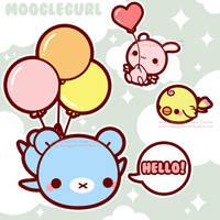 Hello :3 by MoogleGurl