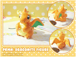 PKMN: Dragonite by MoogleGurl