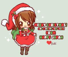 HJ: Merry Christmas by MoogleGurl