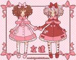 Milky-chan Twins