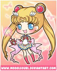 CM: Super Sailor Moon by MoogleGurl