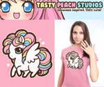 Rainbow Pegasus Tee