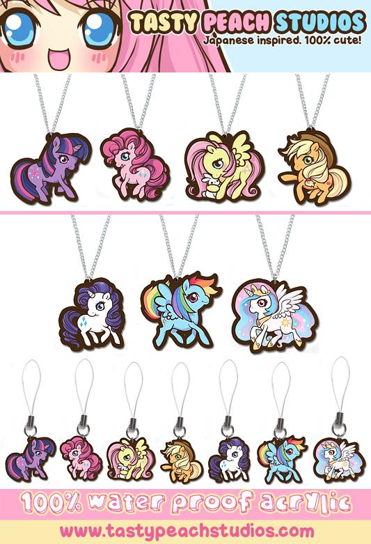 Pony Goodies by MoogleGurl