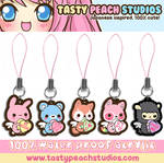 TPS: Valentines Candy Heart Charms