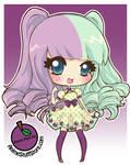 CM: Plummy-chan's New Dress