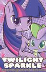 MLP: Twilight Sparkle and Spike