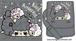 TPS: Grumpy Sheep bag