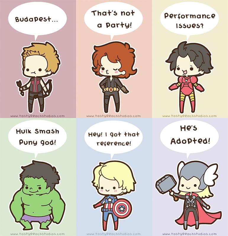Avengers Assemble! by MoogleGurl