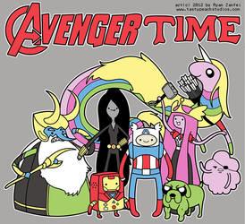 Avenger Time! by MoogleGurl
