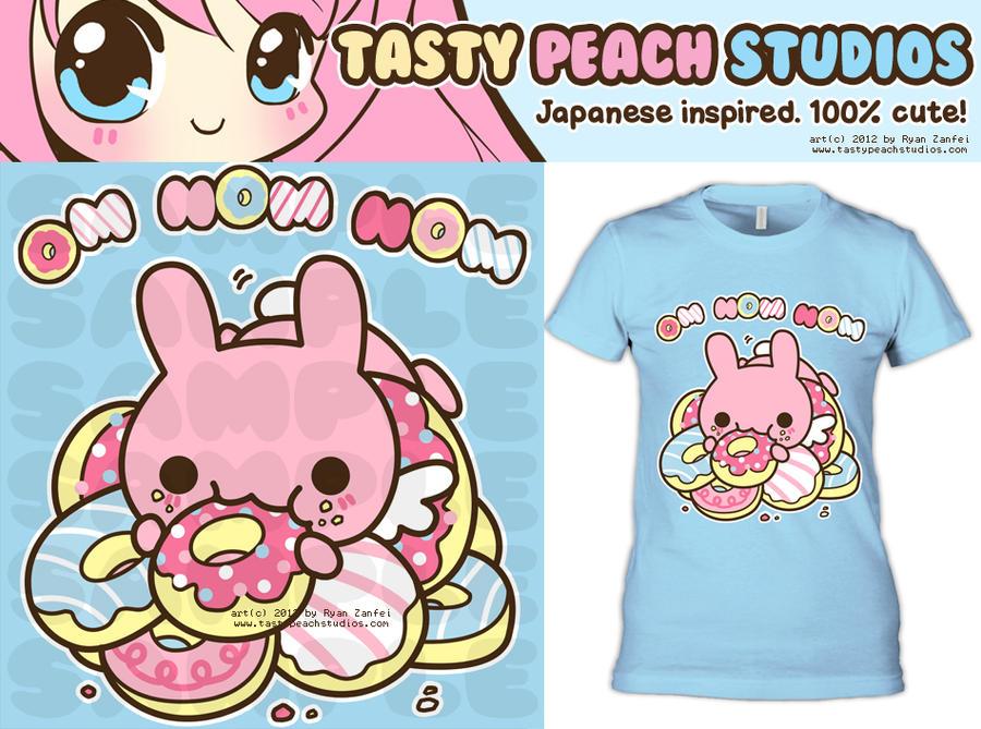 TPS: Chirii Bunny Tee by MoogleGurl