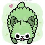 TPS: Playful Zombie Alpaca