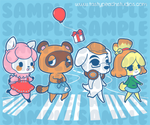 PP: ACNL - Abbey Road