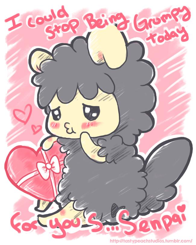 TPS: Grumpy Valentine by MoogleGurl