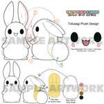 TPS: Tofusagi plush design