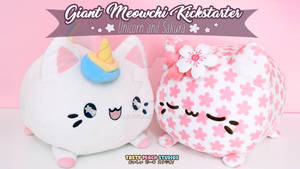 Giant Unicorn and Sakura Meowchi on Kickstarter