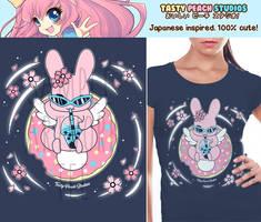 TPS: Chirii Bunny Boba Tee by MoogleGurl
