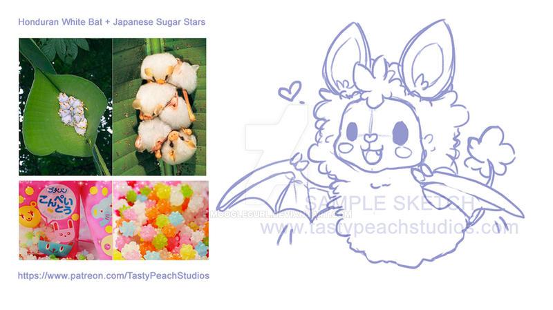 SKETCH: Sugar Bat Concept by MoogleGurl