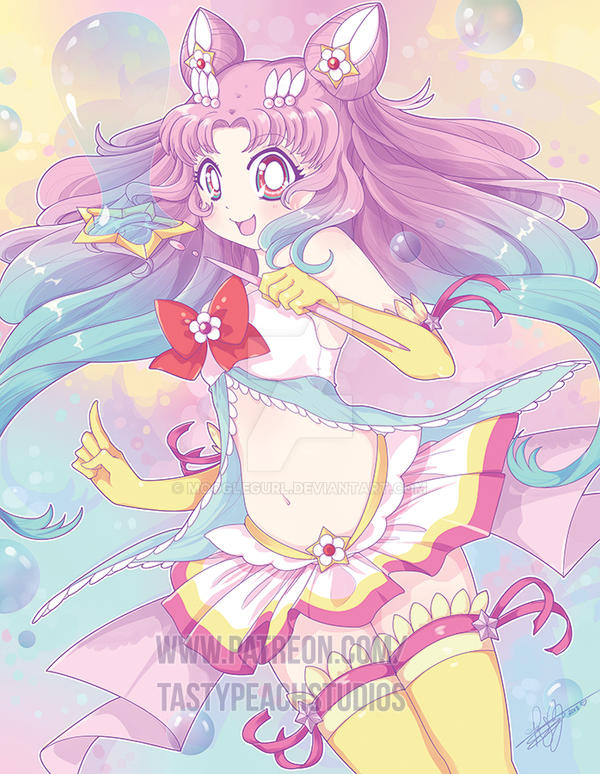 Chibiusa GIRL Mashup | Patreon Reward by MoogleGurl