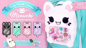 Meowchi Ita Bag Kickstarter - 100% FUNDED