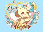 Sweet as Honey - Honeybee Meowchi