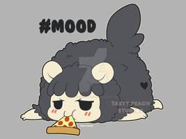 #Mood - Grumpy Sheep