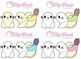 Banana Seal Plush Concepts