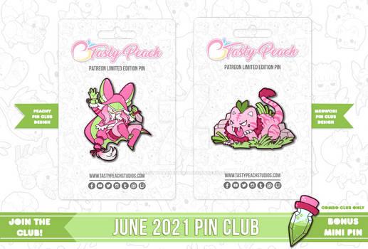 June 2021 Pin Club