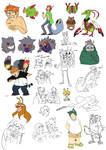 Art Dump 11-18-11 by CasFlores