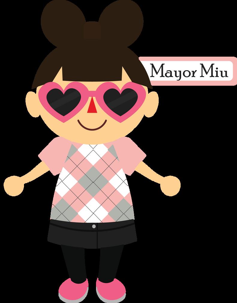 Mayor Miu by MiuNya