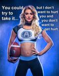 Dangerous Cheerleader