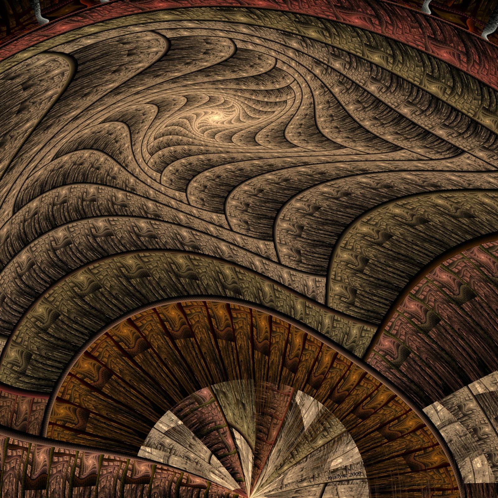 Liquid Wood by rvallync