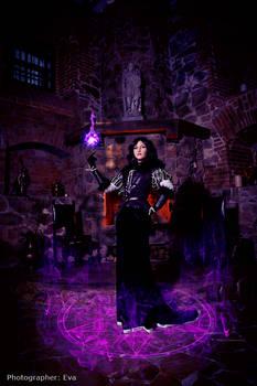 Witcher 3 - Mistress of Wizardry
