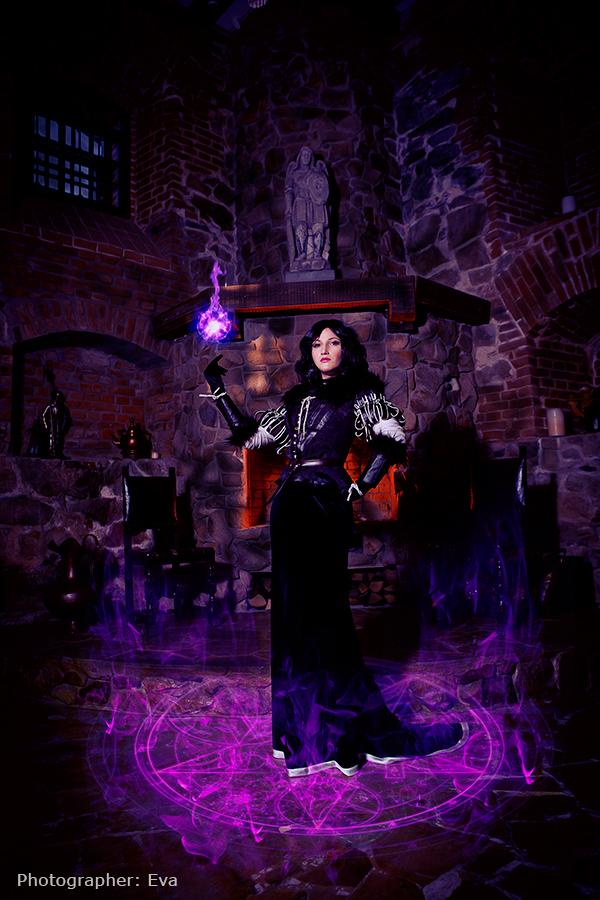 Witcher 3 - Mistress of Wizardry by ilona-lab