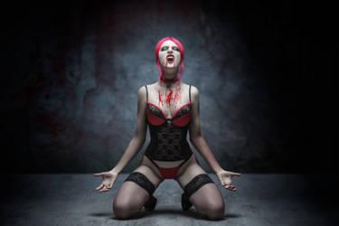 Vampire: The Masquerade - VV by ilona-lab