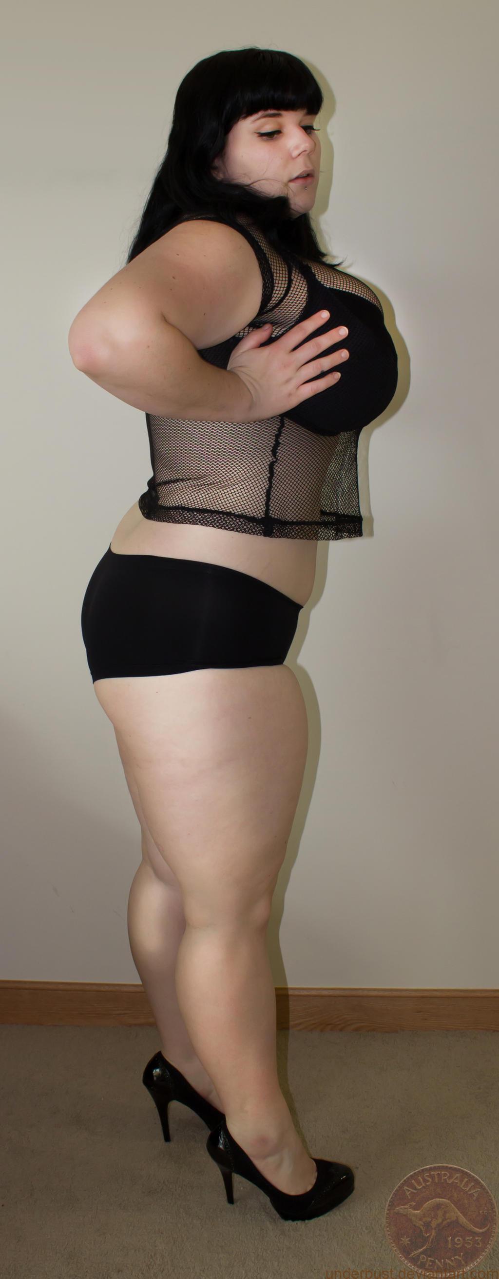 thighs by underbust on DeviantArt