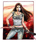 Mazikeen Red