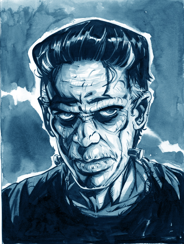 Frankenstein by funrama