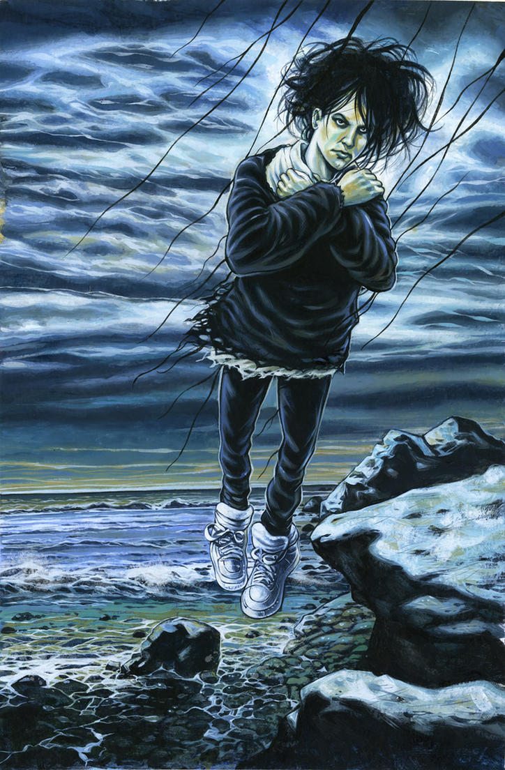 Robert Smith by funrama