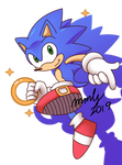 Classic Sonic?