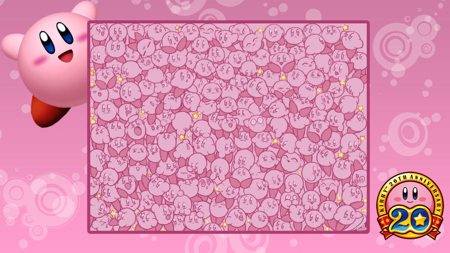 Full Resolution Source Wallpaper Kirby By Azchara On DeviantArt