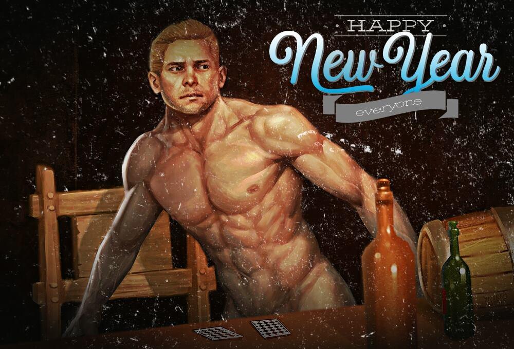 Happy New Year!! by Rayne430