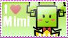 I Heart Mimi Stamp by MandiR