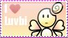I Heart Luvbi by MandiR